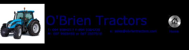 O'Brien Tractors